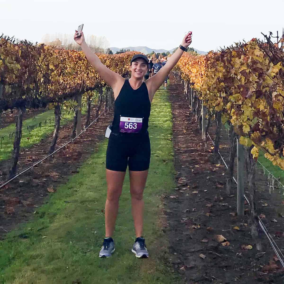 Marathon training is ON