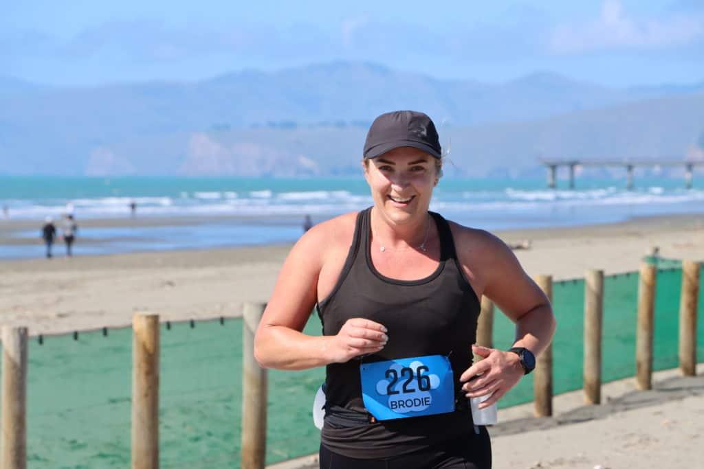 Brodie Kane Four Paws Marathon